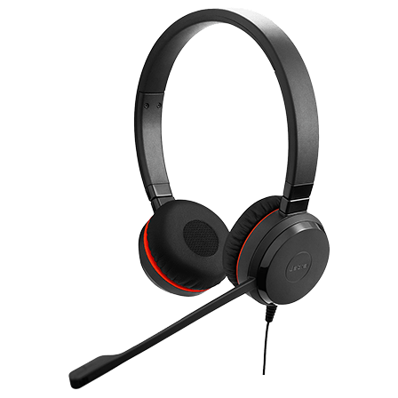 Jabra EVOLVE II 30 MS Stereo USB Headband