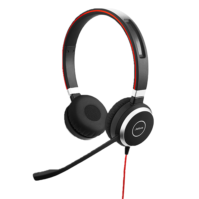 Jabra EVOLVE 40 MS Stereo USB Headband