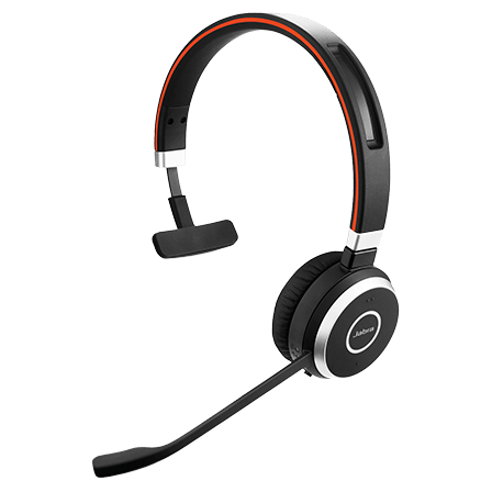 Jabra EVOLVE 65 MS Mono BT USB Headband