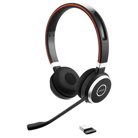 Jabra EVOLVE 65 MS Stereo BT USB Headband
