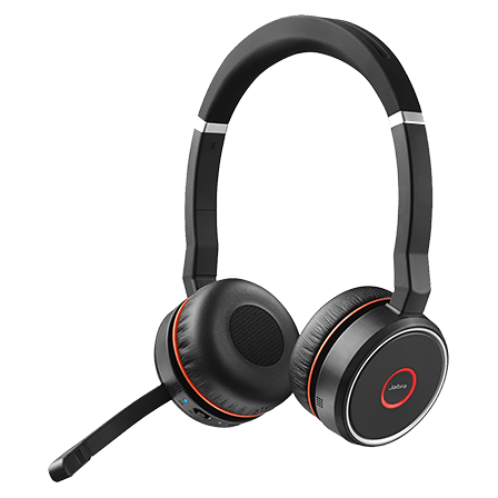 Jabra EVOLVE 75 Stereo MS incl. BT Link 370
