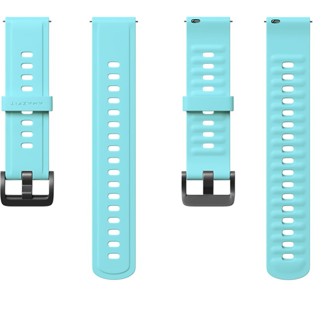 Amazfit Strap 20mm (Mint Blue)