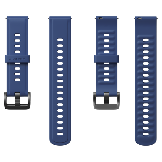 Amazfit Strap 22mm (Navy Blue)