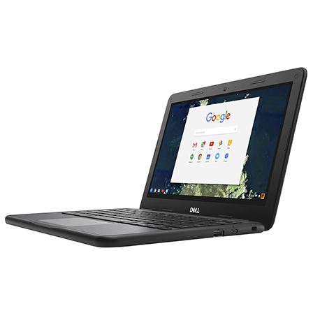 Dell Chromebook 11 5190 4/32 2-í-1 Edu Ser touch