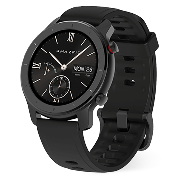 Amazfit GTR 42MM Starry Black snjallúr