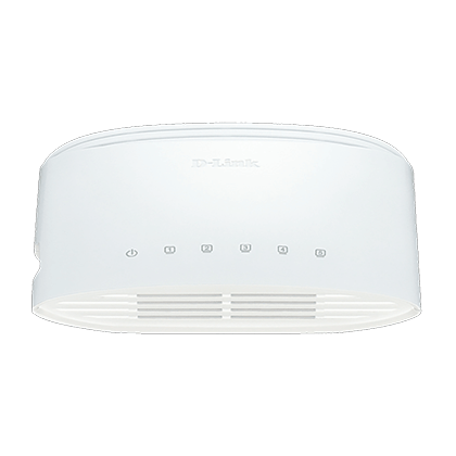 D-Link 5 Port 1000Mbps Switch