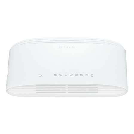 D-Link 8 Port 1000Mbps Switch