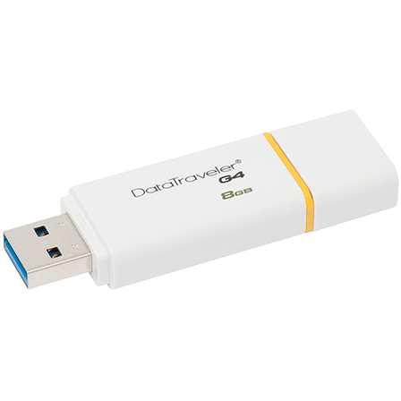 Kingston 8GB USB 3.0 DataTraveler I G4