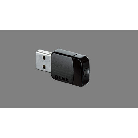 D-Link þráðlaus AC USB Nano dongle
