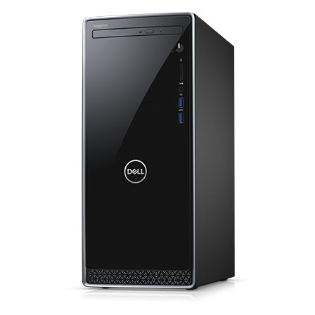 Dell Inspiron 3670 turntölva - i5 Coffee Lake