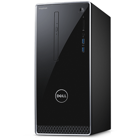 Dell Inspiron 3668 turntölva - i5 Kaby Lake