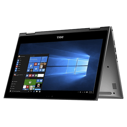 Dell Inspiron 13 (5378) 2-in-1 Touch -i5 Kaby Lake