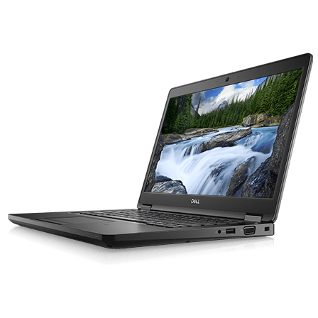 Dell Latitude 5491 fartölva 8th Gen i7H MX130