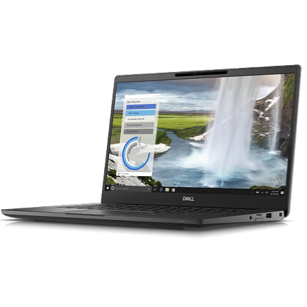 Dell Latitude 7300 fartölva 8th Gen i5 Carbon