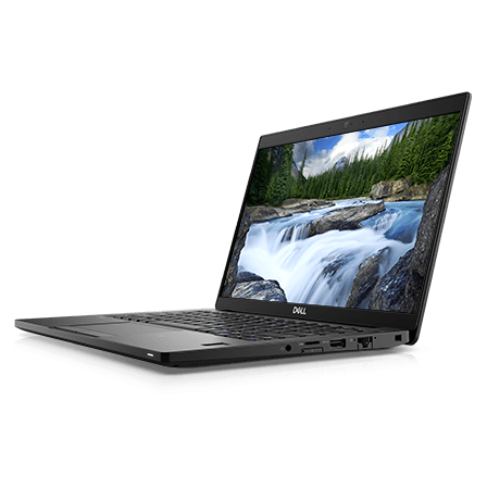 Dell Latitude 7390 fartölva 8th Gen i7