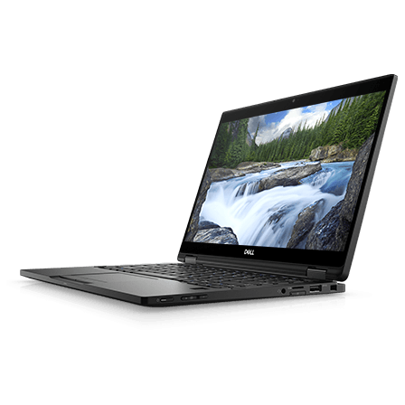Dell Latitude 7390 fartölva 2-in-1 8th Gen i5