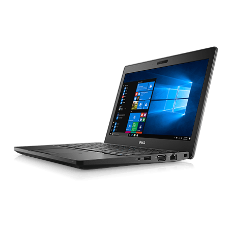 Dell Latitude 5280 fartölva i5 Kaby Lake 256GB