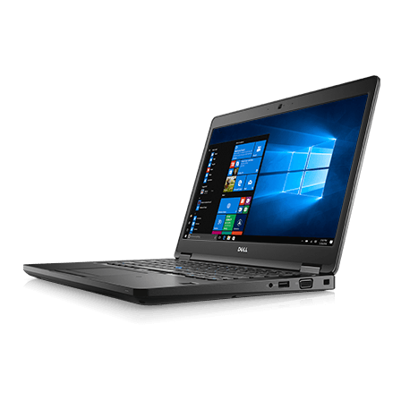 Dell Latitude 5480 fartölva i5 Kaby Lake 256GB