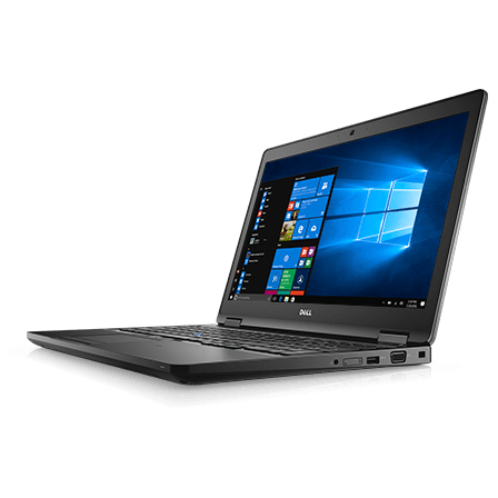 Dell Latitude 5580 fartölva i5 Kaby Lake 256GB