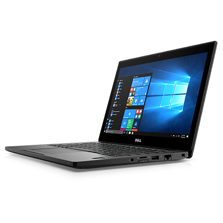 Dell Latitude 7280 fartölva i5 Kaby Lake 512GB