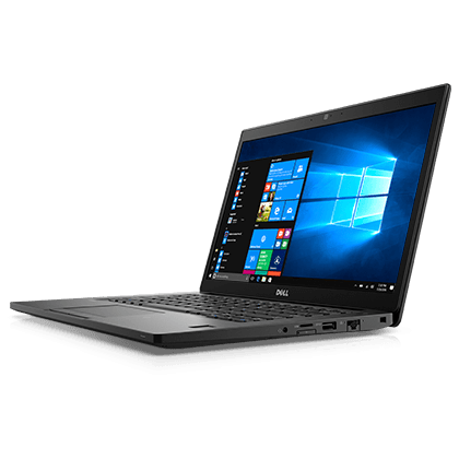 Dell Latitude 7480 fartölva i7 Kaby Lake 512GB
