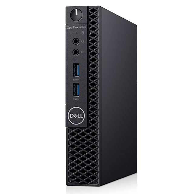 Dell OptiPlex 3070 Microtölva i5 9th Gen WiFi