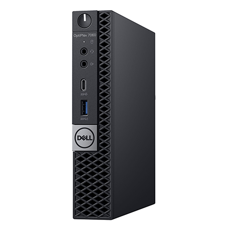 Dell OptiPlex 7060 Microtölva i5 8th Gen