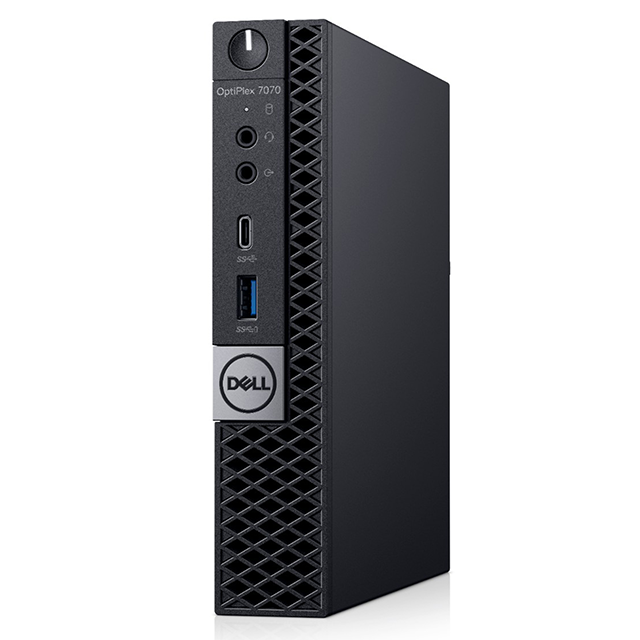 Dell OptiPlex 7070 Microtölva i7 9th Gen