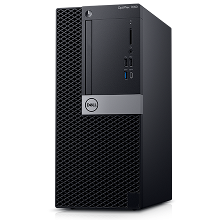 Dell OptiPlex 7060 Turntölva i7 8th Gen