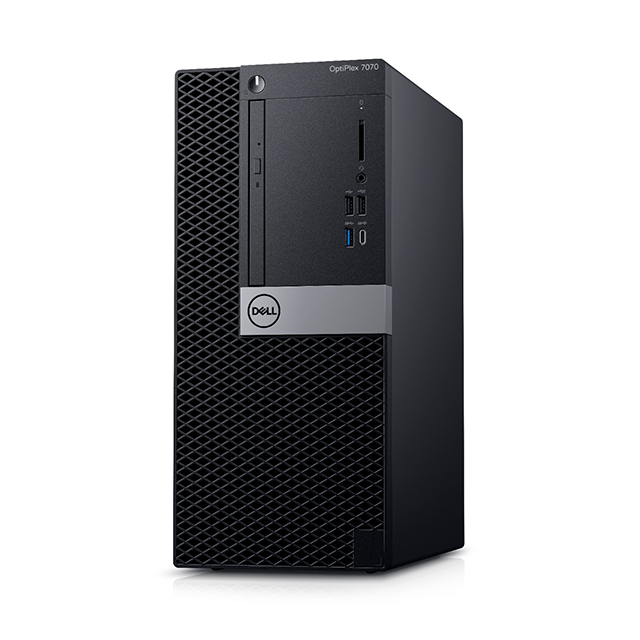 Dell OptiPlex 7070 Turntölva i7 9th Gen