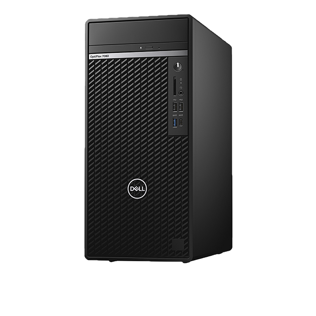Dell OptiPlex 7080 Turntölva i7 10th Gen