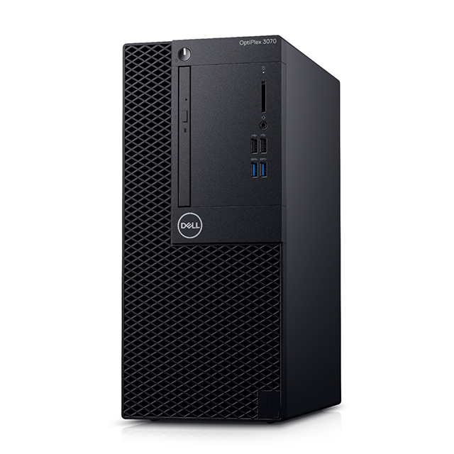 Dell OptiPlex 3070 Borðtölva i3 9th Gen