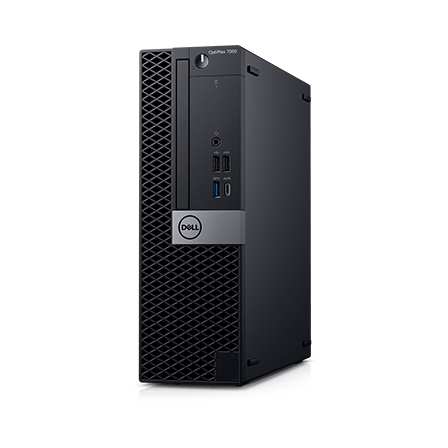 Dell OptiPlex 7060 Borðtölva i7 8th Gen