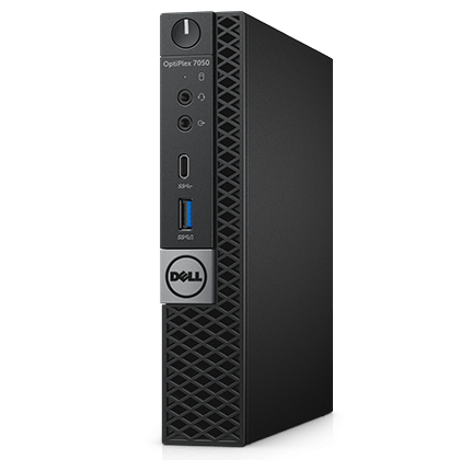 Dell OptiPlex 7050 Microtölva i7 KabyLake