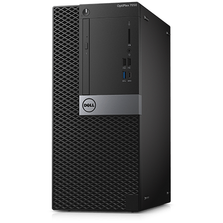 Dell OptiPlex 7050 Turntölva i7 KabyLake