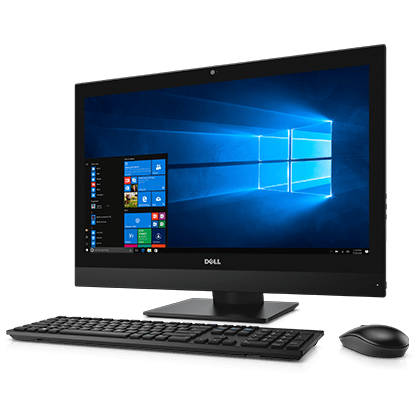 Dell OptiPlex 7450 All-in-one i5 Kaby Lake
