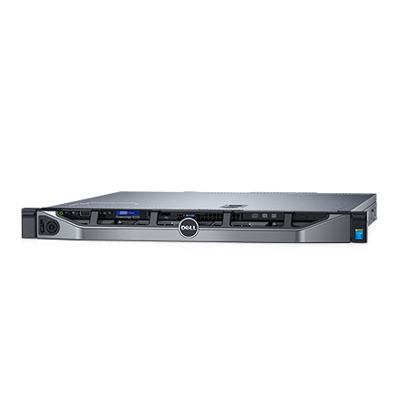 Dell PowerEdge R230 1U netþjónn