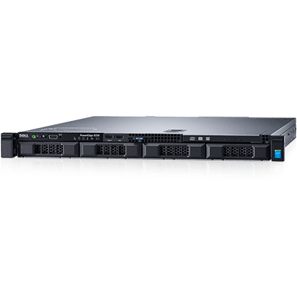 Dell PowerEdge R330 1U netþjónn