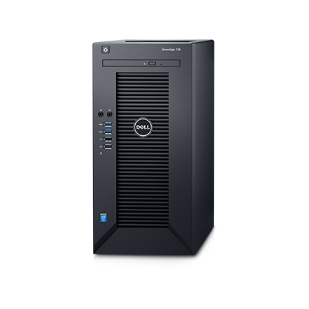 Dell PowerEdge T30 Mini Turn Netþjónn
