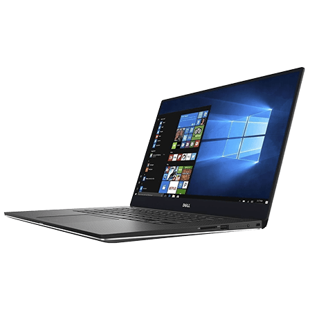 Dell Precision M5520 fartölva i7 HQ Kaby Lake