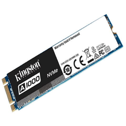 Kingston 240GB SSD A1000 M.2 2280 PCIe NVMe