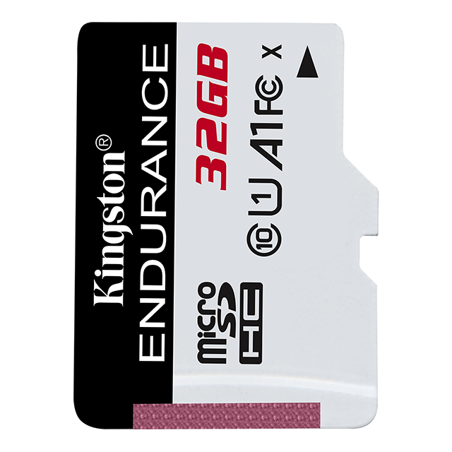 Kingston Endurance 32GB microSD C10 UHS-I U1