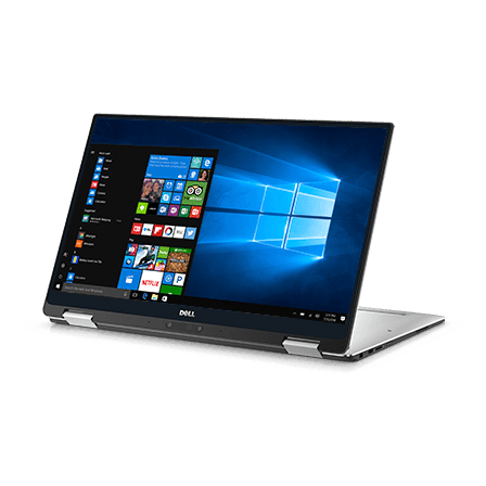 Dell XPS 13 (9365) QHD 2-in-1 - i5 Kaby Lake
