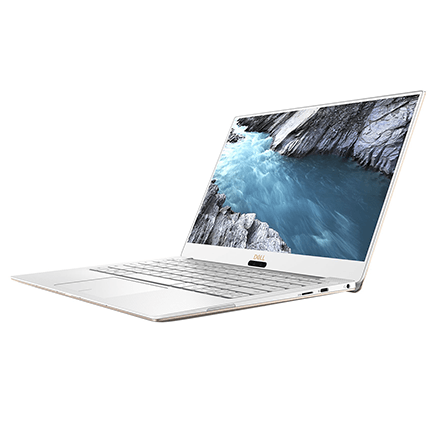 Dell XPS 13 (9370) FHD - 8th gen i7 RoseWhite